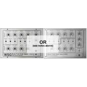 Weird Sound Generator - Front Panel
